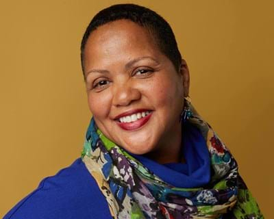 Sharon, Ebron, New York 2014-2015. Photo Credit: Simon Luethi ©Ford Foundation.