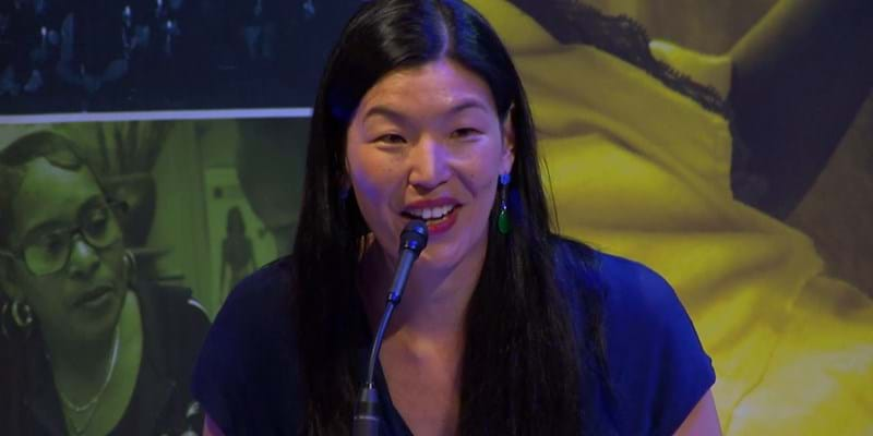 Ai-jen Poo's Opening Remarks. 2015. This image is not available under 4.0 Creative Commons license.