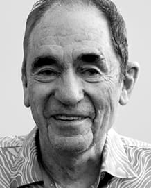 Photo of Albie Sachs. This image is not available under the 4.0 Creative Commons license.