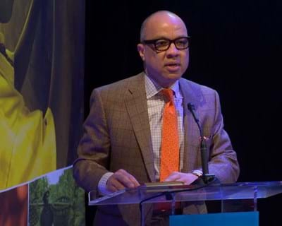 Darren Walker's Opening Remarks. 2015. This image is not available under 4.0 Creative Commons license.