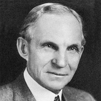 Henry Ford, 1936. This image is not available under the 4.0 Creative Commons license.