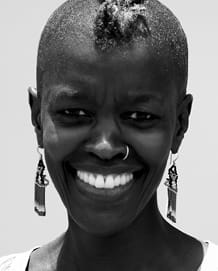 Photo of Joy Mboya. This image is not available under the 4.0 Creative Commons license.