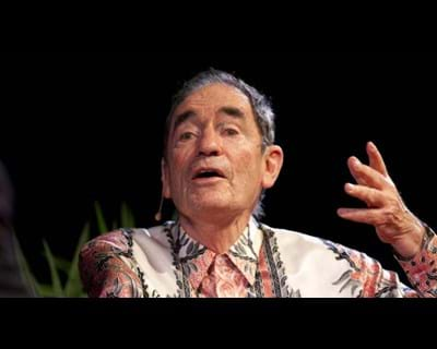 Albie Sachs. 2014. This image is not available under the 4.0 Creative Commons license.