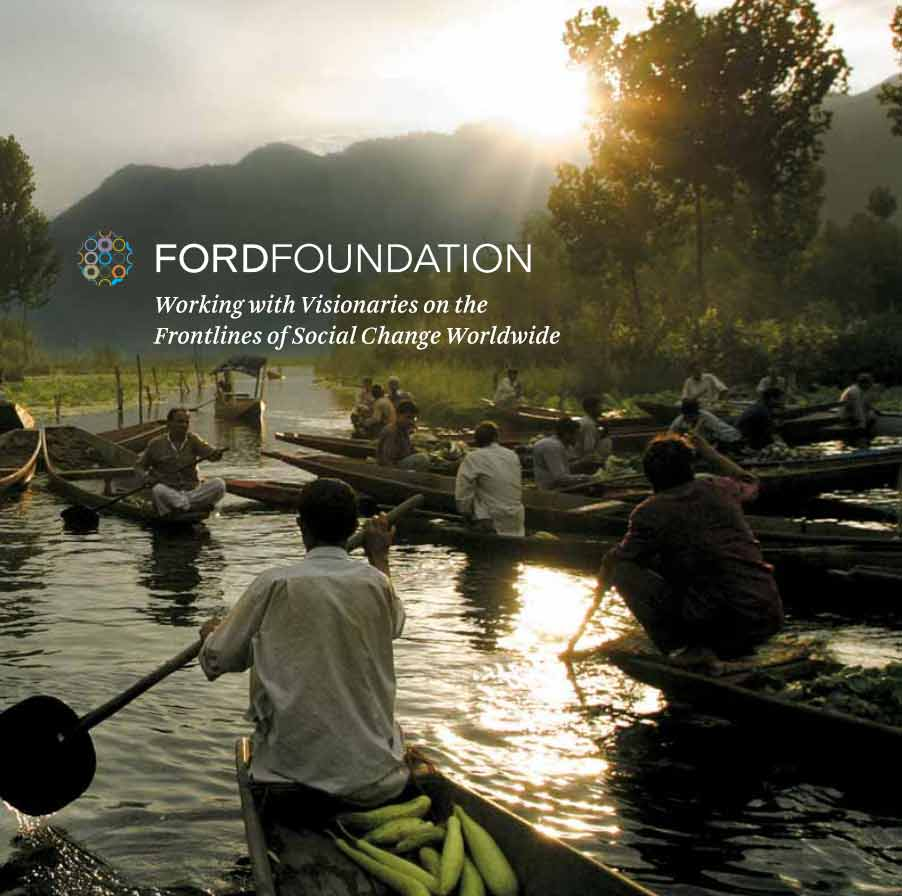 FF annual report 2008