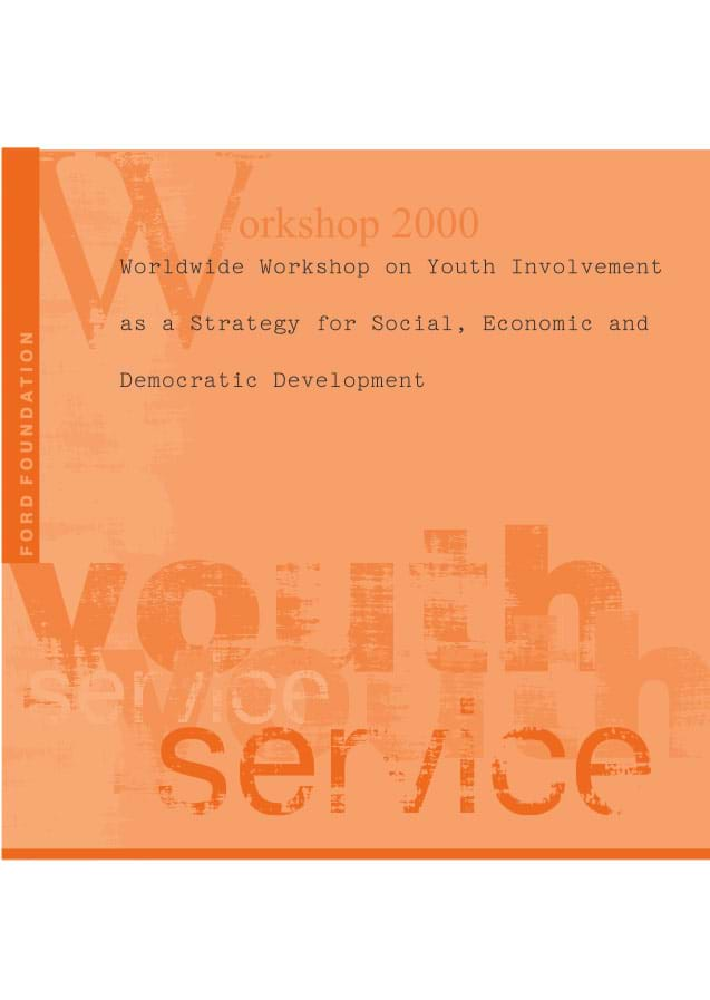 Youth Service Conference Report