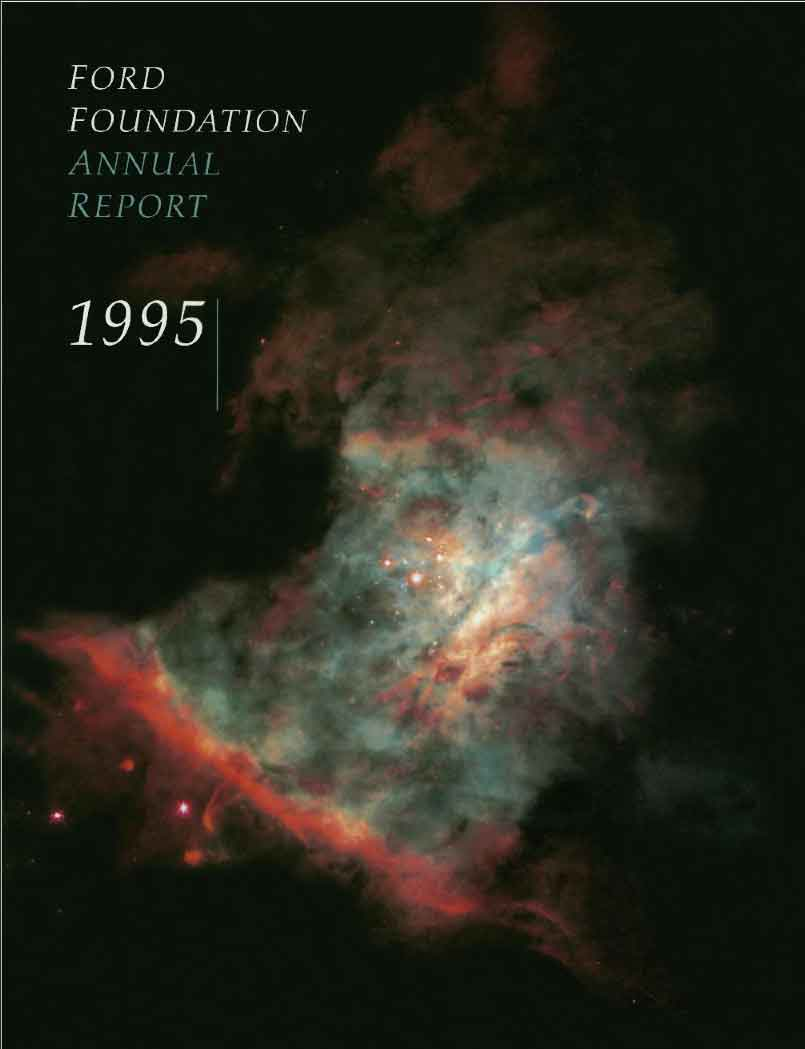 FF Annual Report 1995