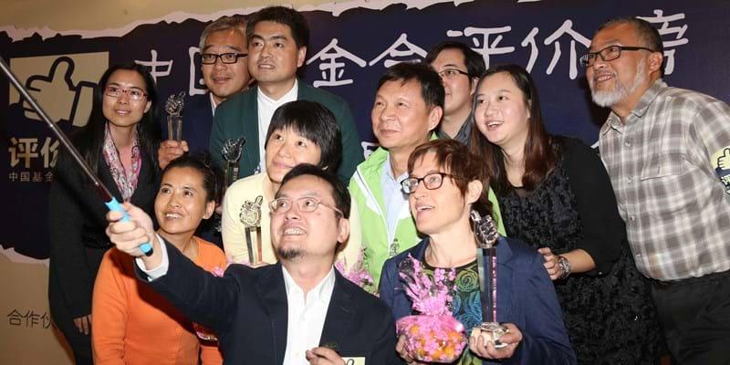 Kumquat Prize winners. Beijing, China. 2015. Photo Credit: ©Ford Foundation