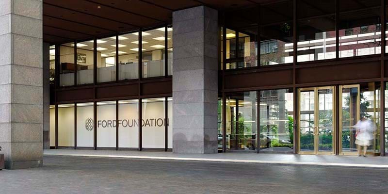 Ford Foundation Building. New York. Photo Credit: Chuck Choi