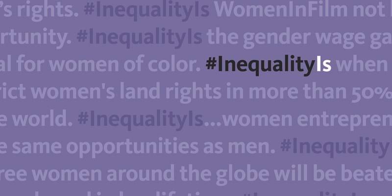 Inequality Is Hero Image