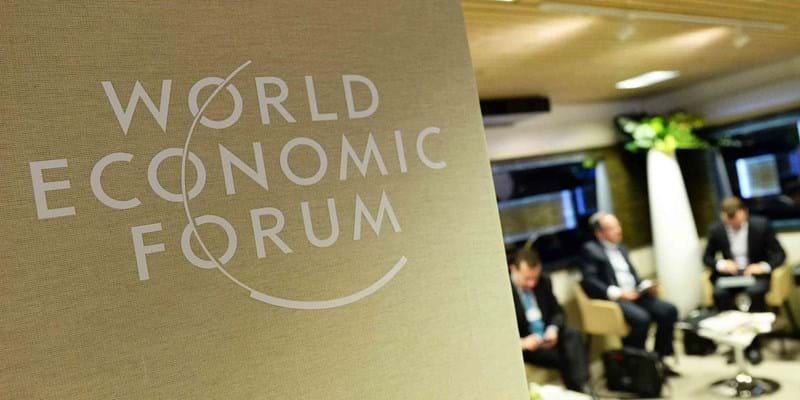 World Economic Forum. Davos, Switzerland. 2014. Photo credit: © Wang Siwei/Xinhua Press/Corbis