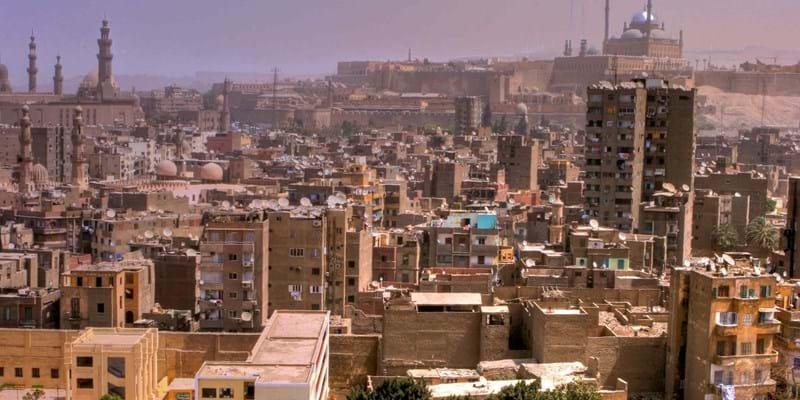 Cairo, Egypt. 2009. Photo credit: Flickr user Andrea Volpini flickr.com/photos/cyberandy