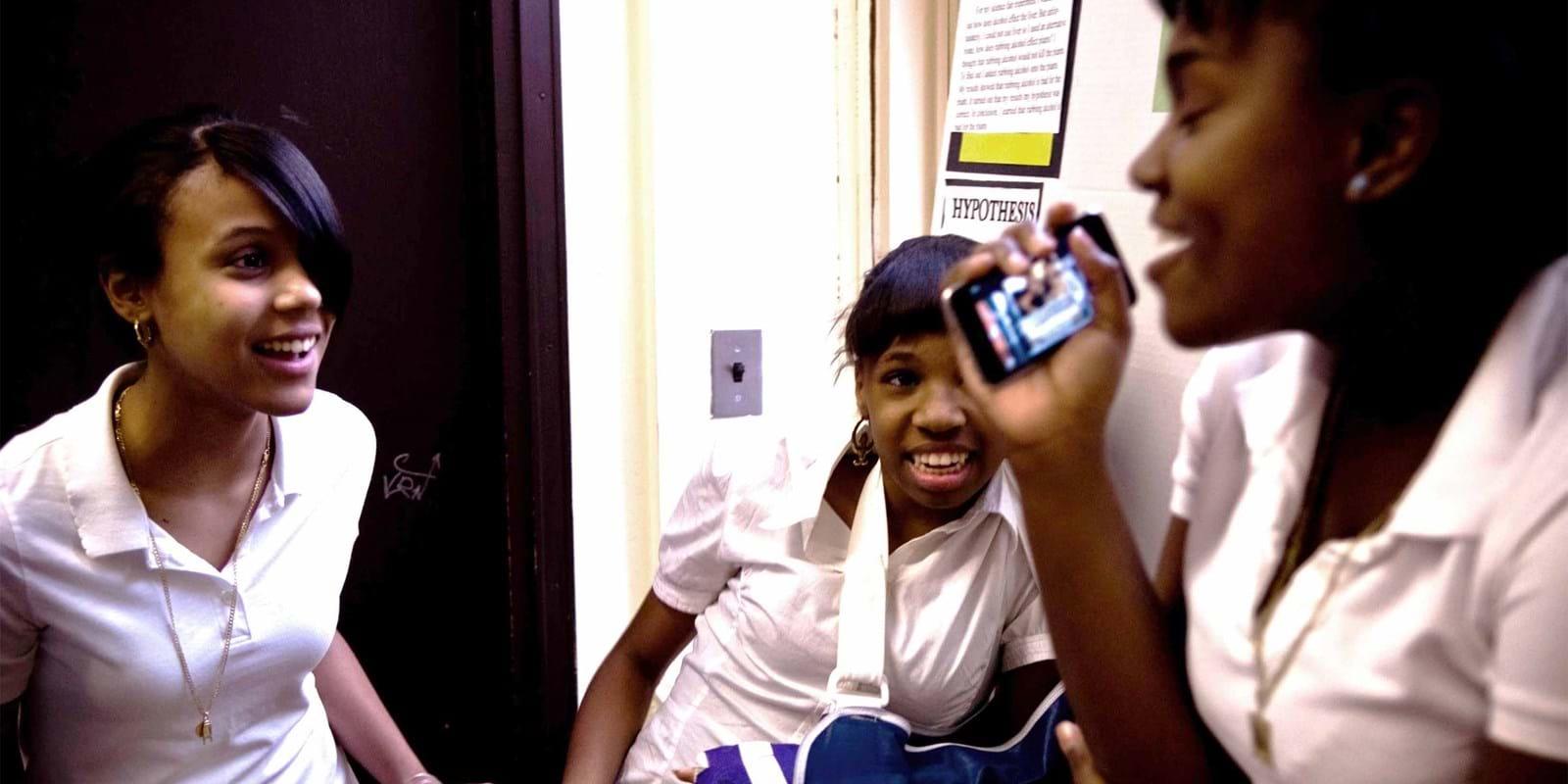 Black Students In Us Get Criminalized >> Pushout Author Monique Morris On What S Driving The Criminalization