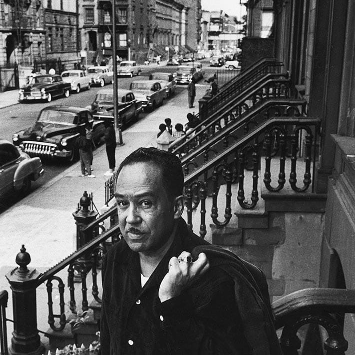 Langston Hughes. Photo credit: Robert W. Kelley/The LIFE Picture Collection/Getty Images