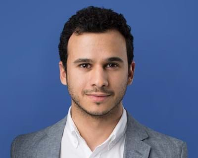 Karim Babouder-Matta. New York 2017. Photo Credit: Simon Luethi