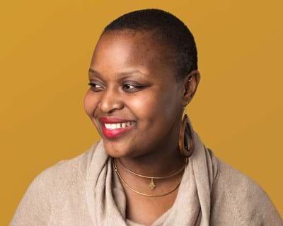 Vera Mshana. New York 2017. Photo Credit: Simon Luethi
