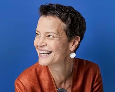 Judith Diers. New York, 2018. Photo credit: Simon Luethi