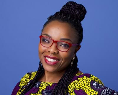 Onyinye Onyemobi, New York 2019. Photo credit: Simon Luethi ©Ford Foundation.